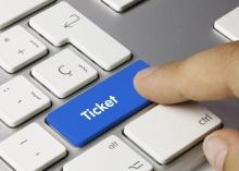 Online-Ticketing